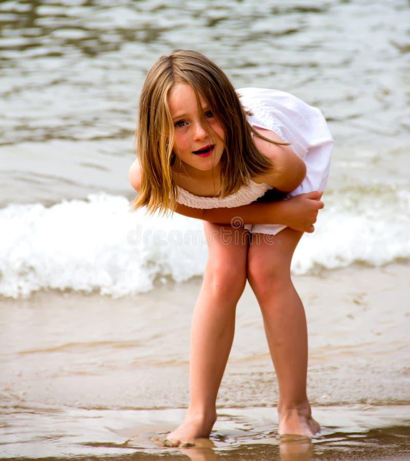 Ritratto della bambina immagine stock libera da diritti