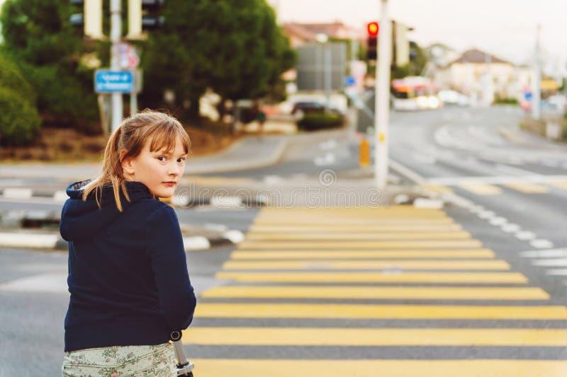 Ritratto della bambina fotografia stock libera da diritti