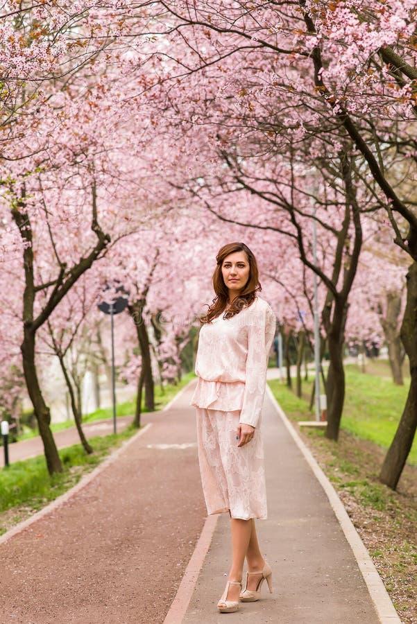 Ritratto della primavera immagini stock libere da diritti