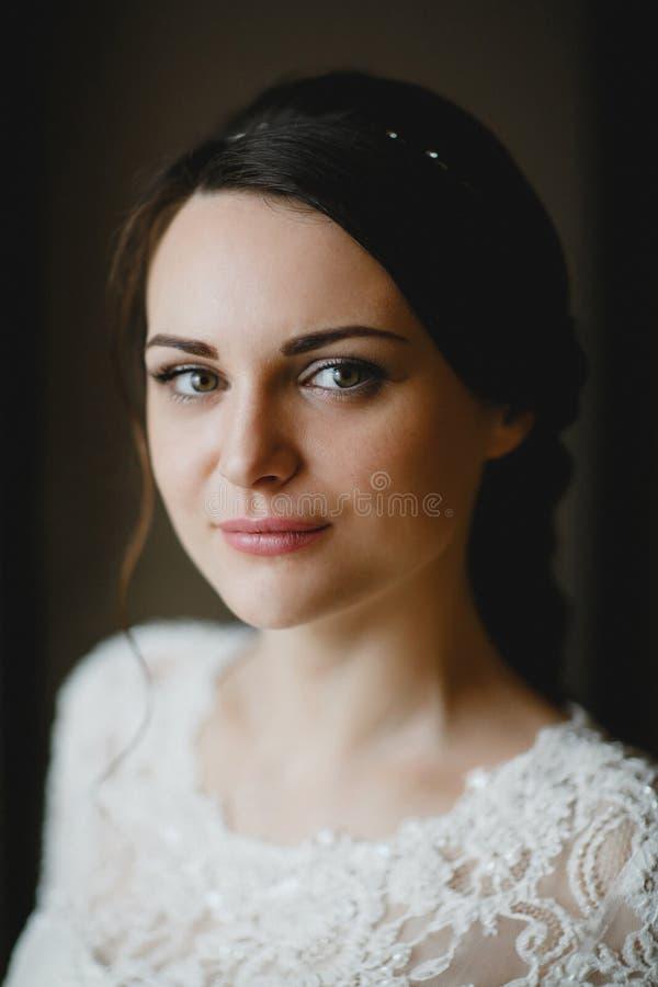 Ritratto della sposa immagine stock libera da diritti
