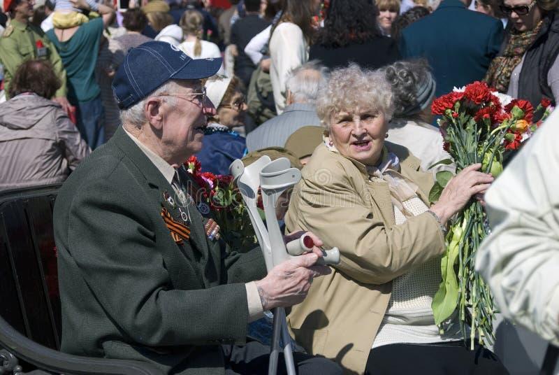 Ritratto delle coppie degli anziani fotografia stock libera da diritti