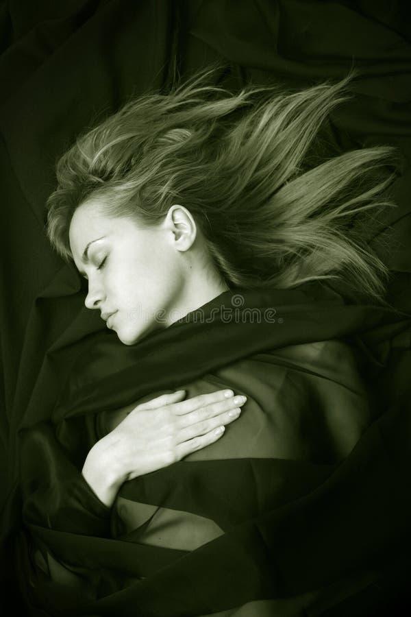 Ritratto di bellezza. fotografie stock libere da diritti