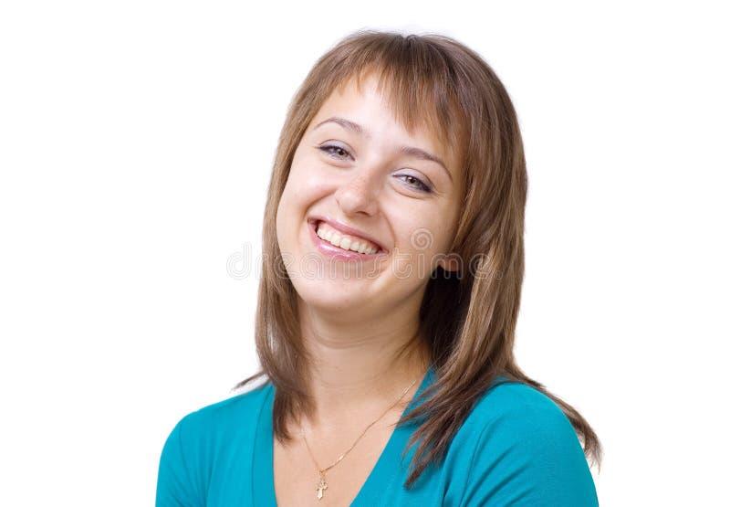 Ritratto di giovane donna immagine stock libera da diritti