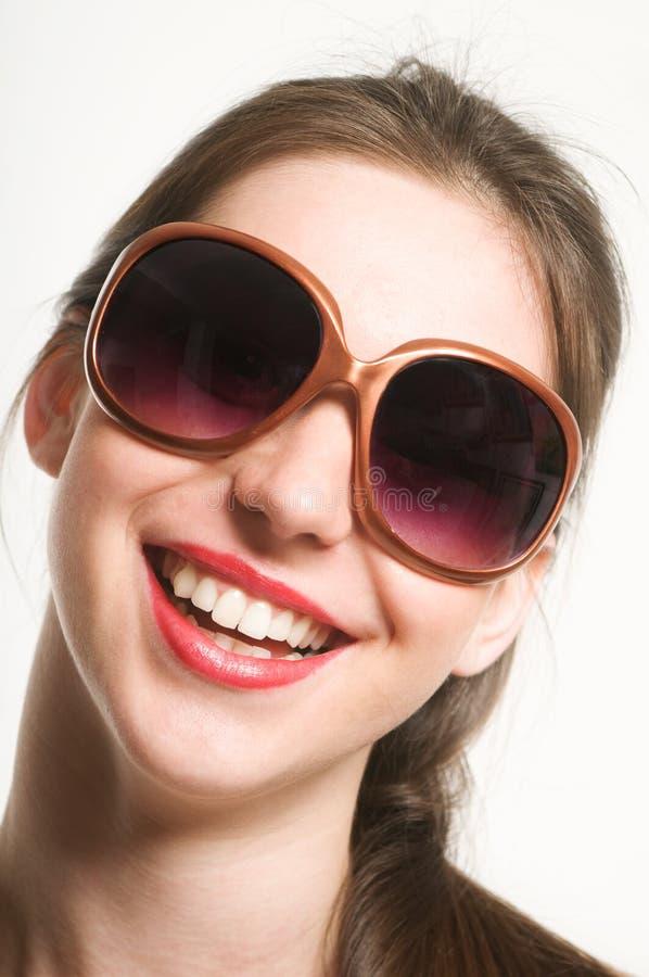Ritratto di sorriso fotografia stock libera da diritti