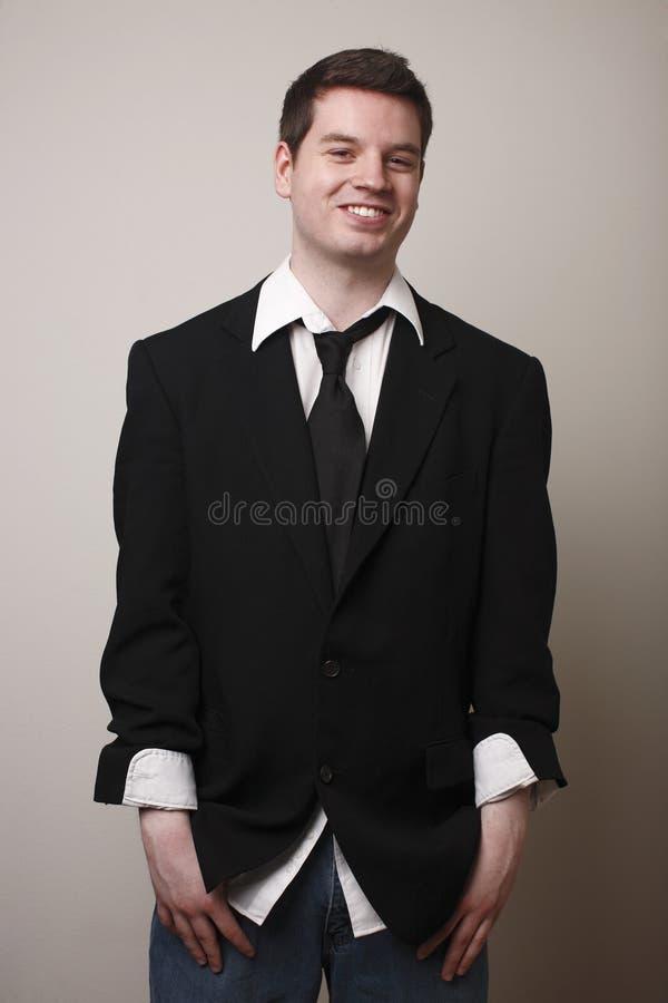 Ritratto di un giovane. immagine stock libera da diritti