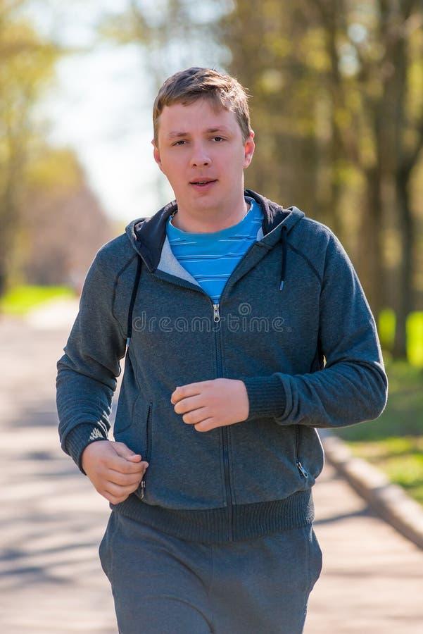 Ritratto di un uomo corrente fotografia stock libera da diritti