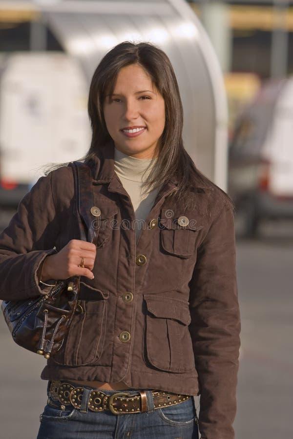 Download Ritratto di una donna immagine stock. Immagine di persona - 3892529
