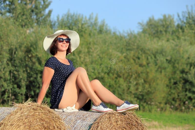 Ritratto di una donna fotografia stock libera da diritti
