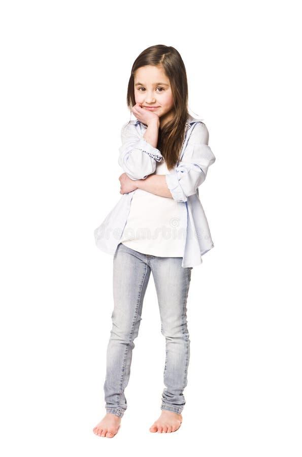 Ritratto di una ragazza fotografia stock immagine di - Immagine di una ragazza a colori ...