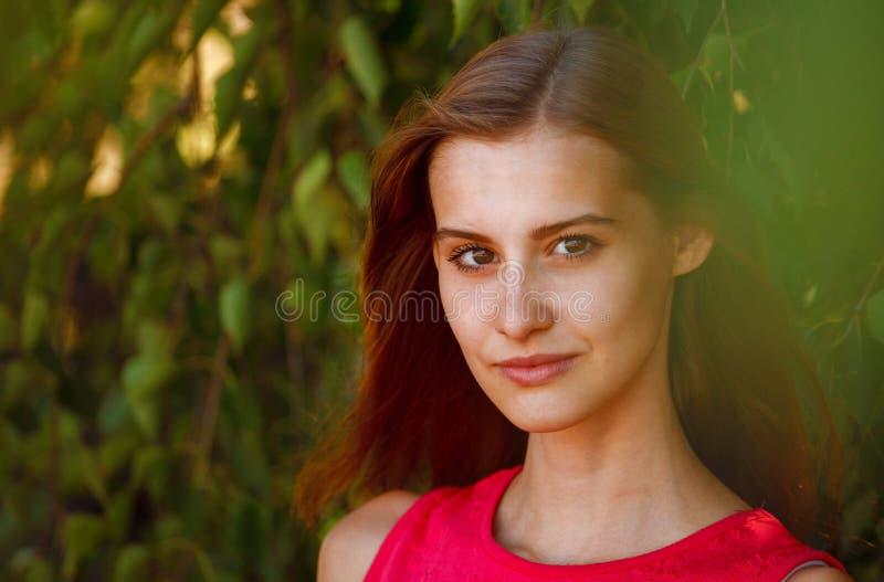 Ritratto di una ragazza fotografia stock immagine di sano - Colorazione immagine di una ragazza ...