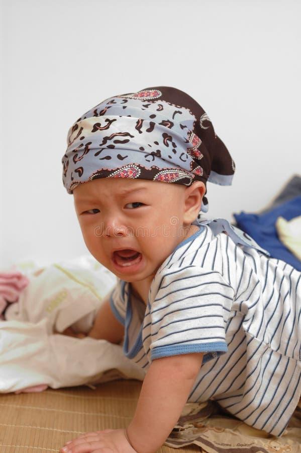 Ritratto sveglio del bambino immagini stock