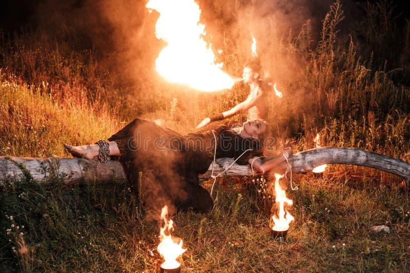 ritual fotografie stock libere da diritti