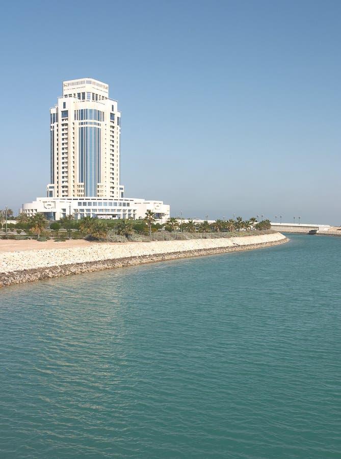 Ritz-Carlton Doha stockfotografie