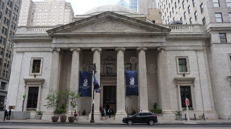 Ritz Carlton Hotel à Philadelphie image stock