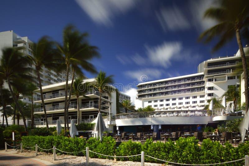 Ritz Carlton Miami plaża obrazy stock