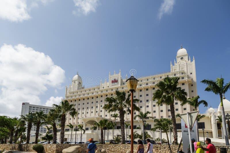Riu Resort royalty free stock image