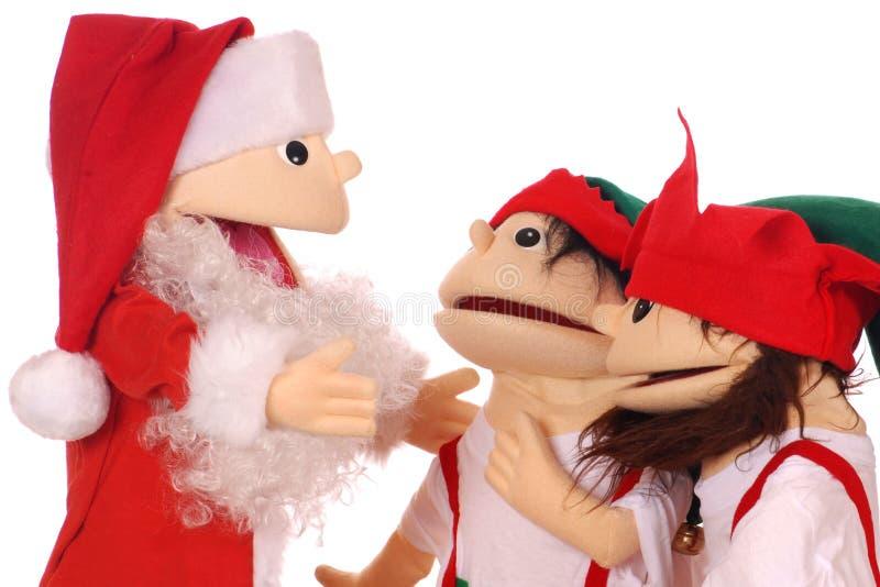 Riunione di Pre-Natale immagine stock libera da diritti