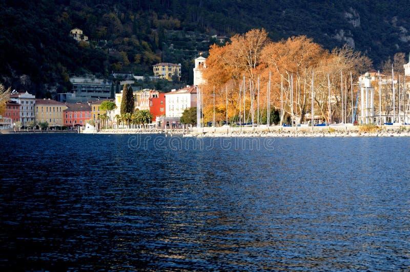 Riva del Garda stock afbeeldingen