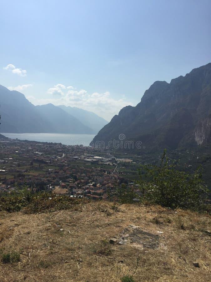 Riva del Garda, Italië royalty-vrije stock fotografie