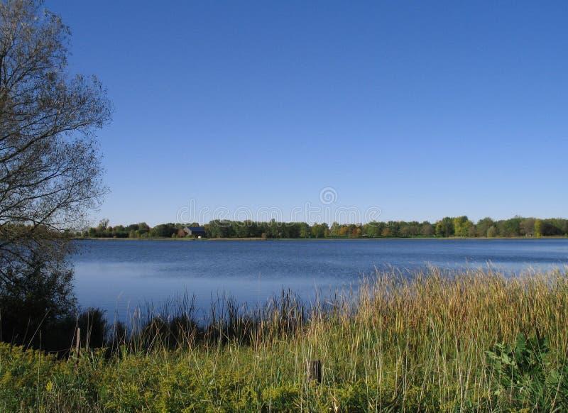 Riva del lago immagine stock libera da diritti