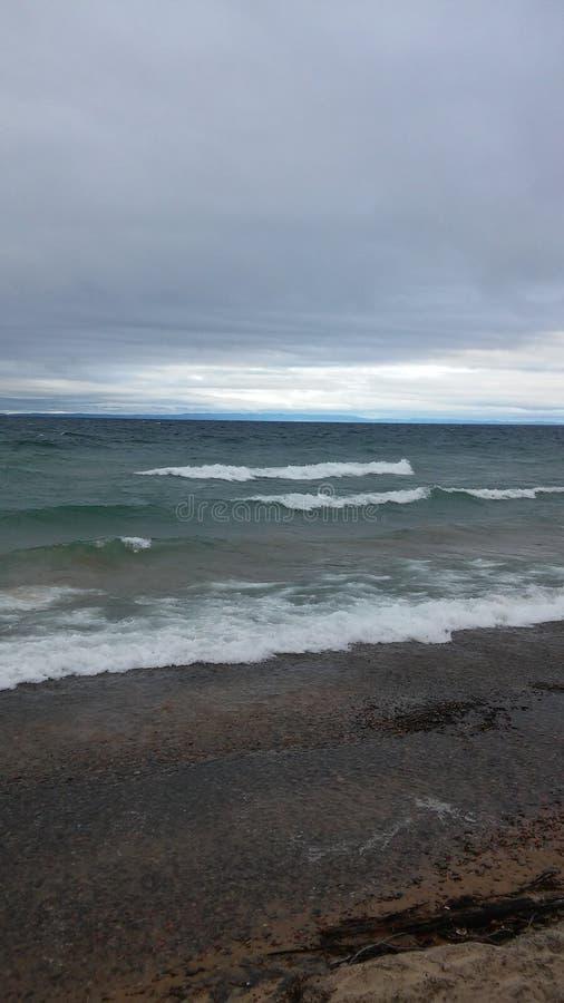 Rivage de plage photos libres de droits