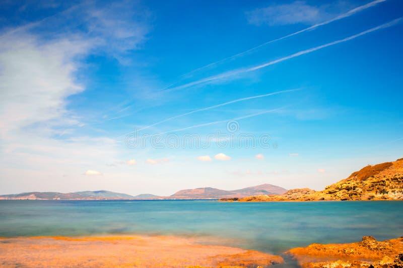 Rivage rocheux Sardaigne photographie stock libre de droits