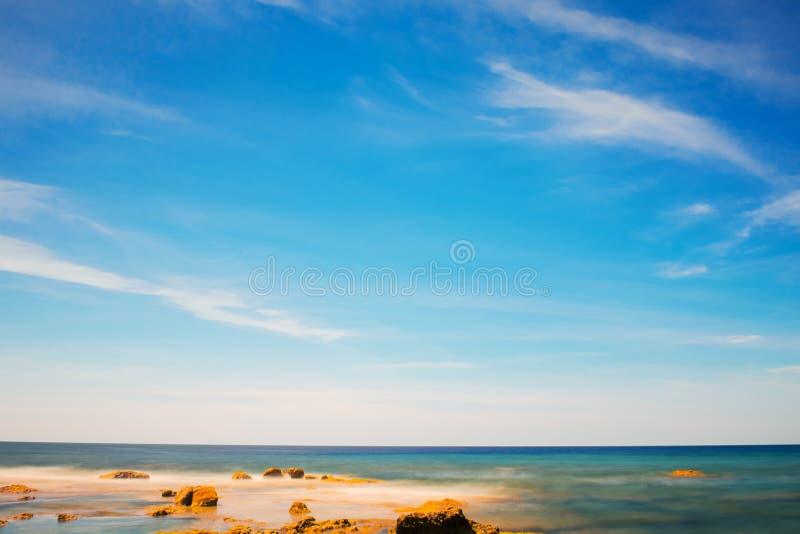 Rivage rocheux Sardaigne photo libre de droits