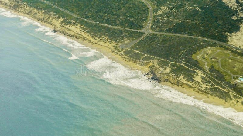 Rivages de l'Océan Atlantique photos stock