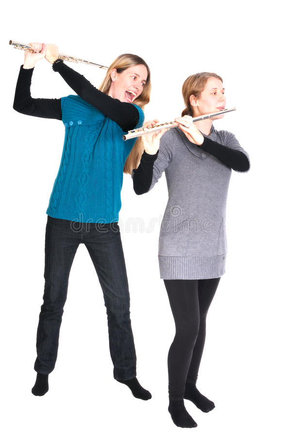 Download Rivalry stock photo. Image of music, orchestra, female - 17443090