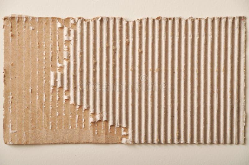 riven papp arkivfoton