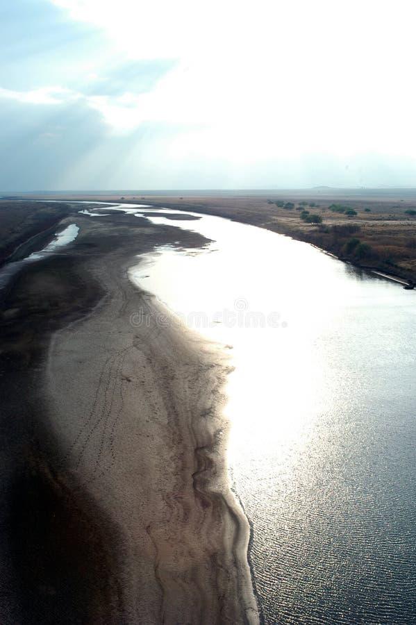 River 01 stock photo