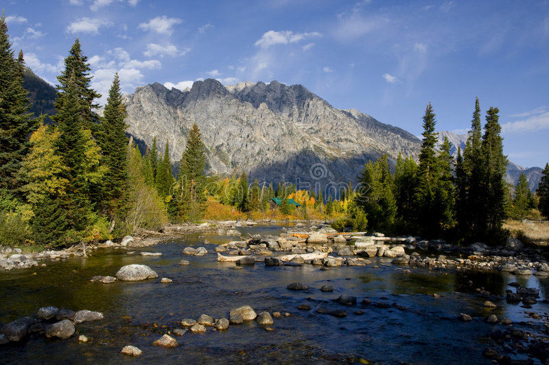 Download River stock photo. Image of nature, scenery, travel, tree - 7434090