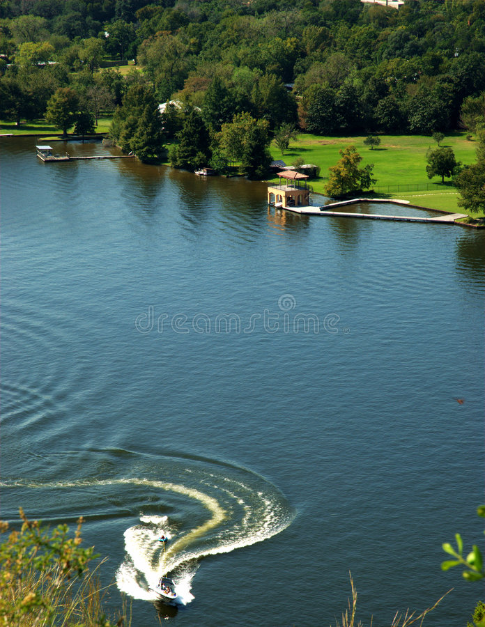 Download River in Austin, Texas stock image. Image of outdoor, scenic - 9039345