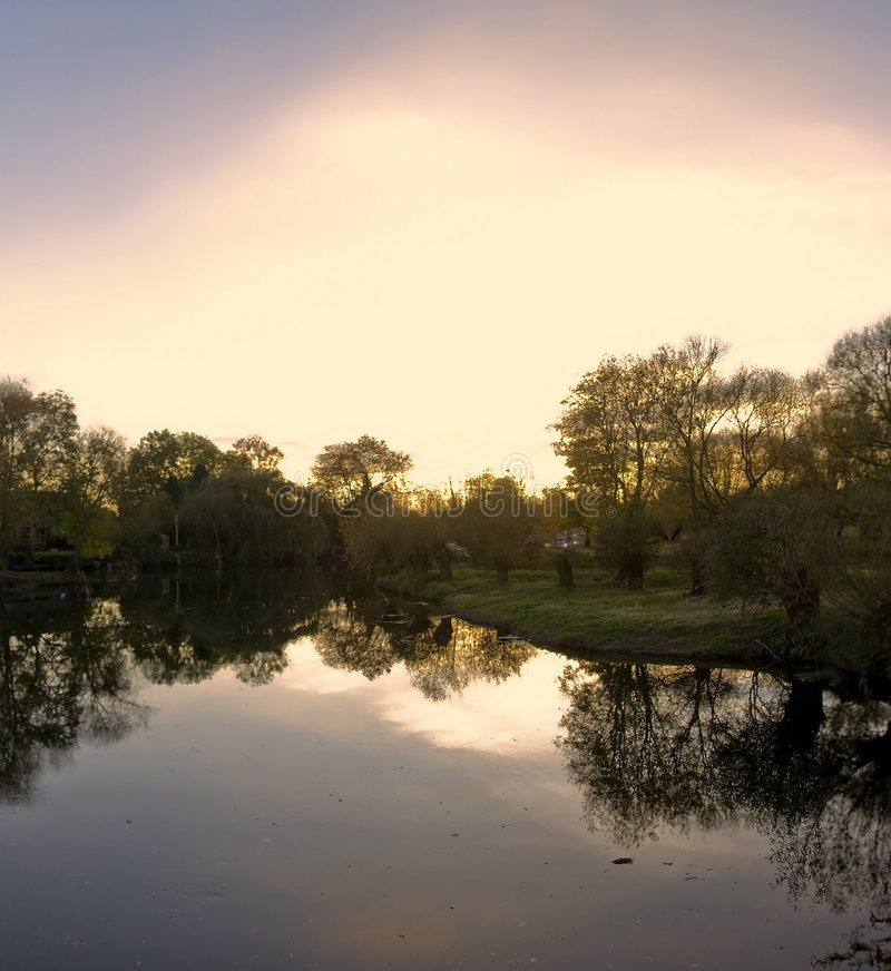 Download River avon stock photo. Image of scenery, green, trees - 3541778