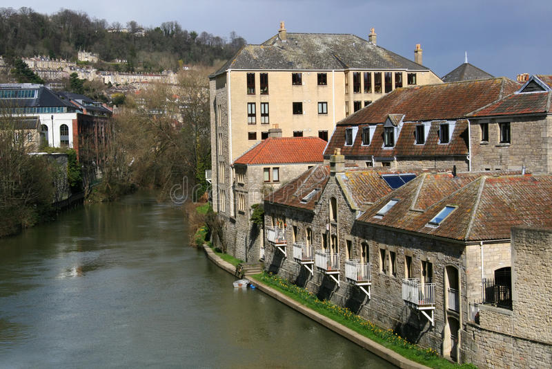 Download River Avon, Bath Royalty Free Stock Photos - Image: 17192468