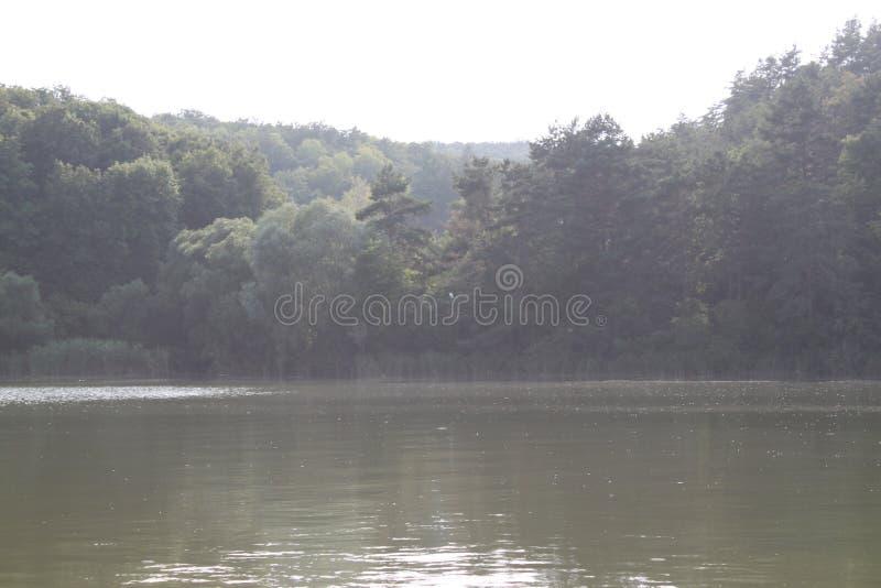River in Belgorod. July 2017 royalty free stock photo