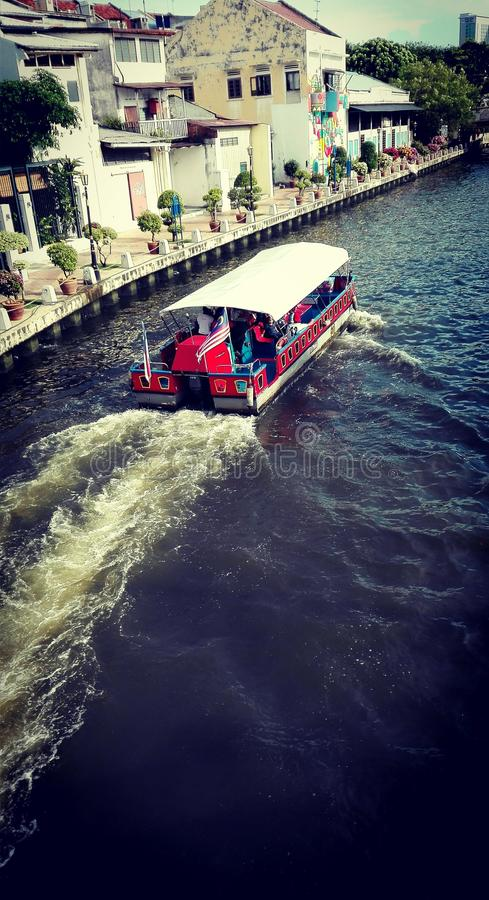 River Boat stock photography