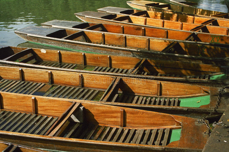 River Boats for Hire royalty free stock photo