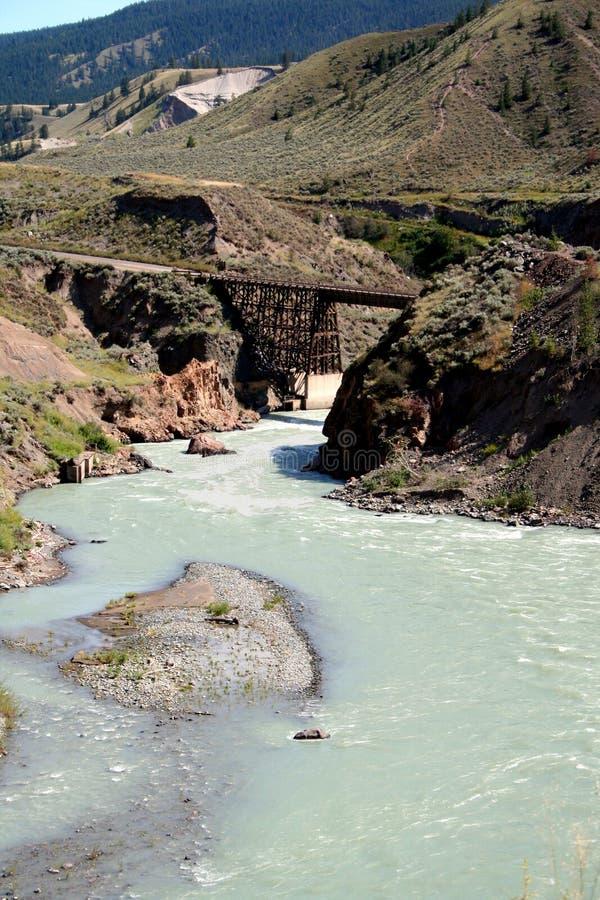 Download River Bridge Royalty Free Stock Photography - Image: 193197