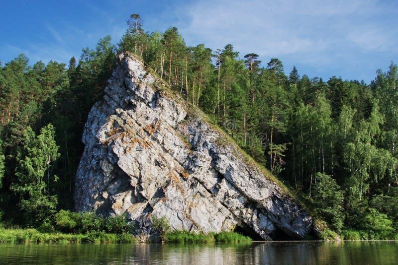 Download River Chusovaya stock image. Image of nature, river, chusovaya - 12693531