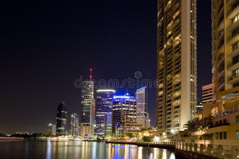 river city obrazy stock