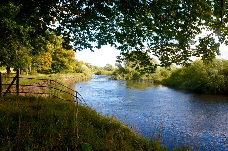 Download River Clyde, Barons Haugh In Motherwell Stock Photo - Image: 83706876