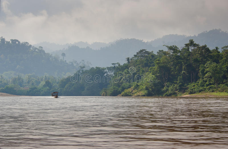 Download River Cruise Into The Jungle Stock Photo - Image: 29634516