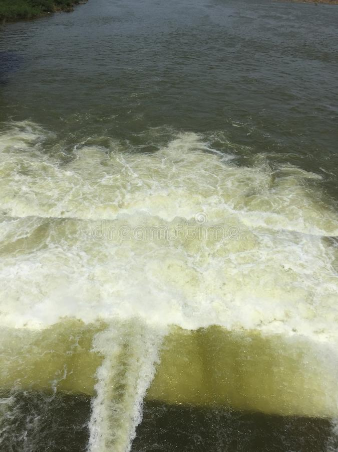 River. Gangai river stock images