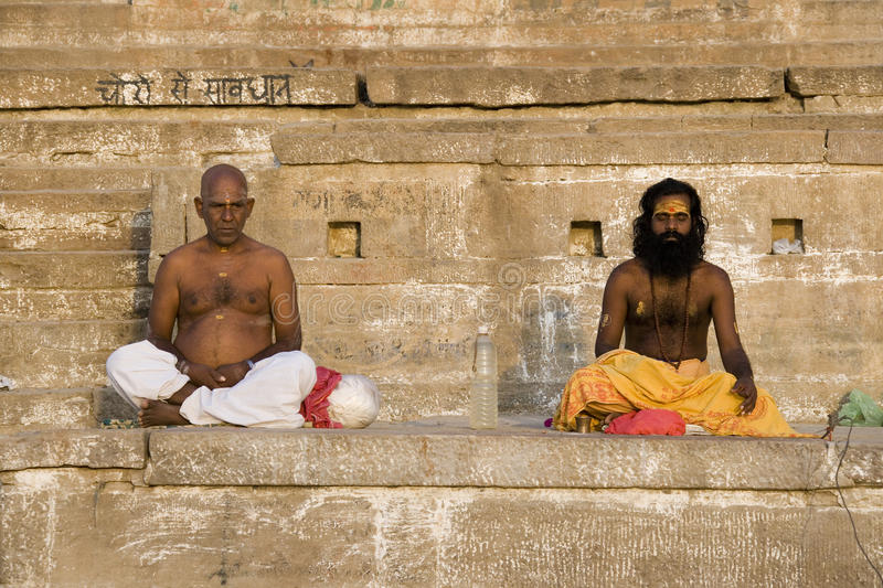 Download River Ganges In Varanasi - India Editorial Photography - Image: 15390042