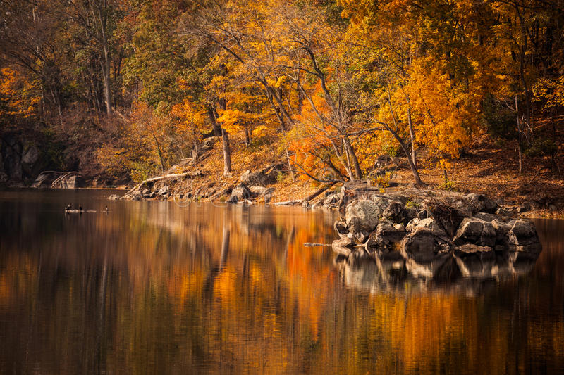 Download River At Great Falls National Park Stock Photography - Image: 34347412