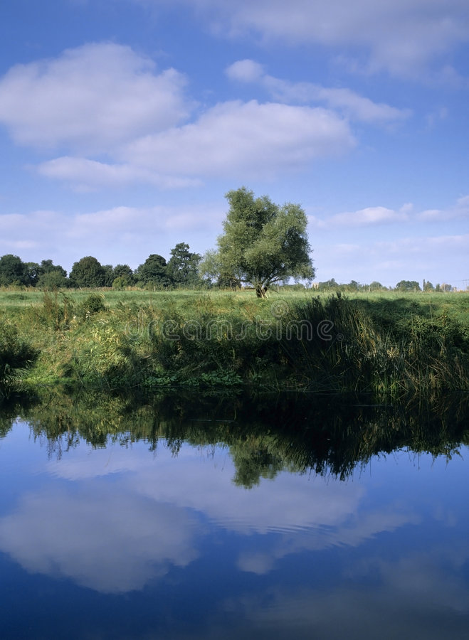 River great ouse stock images