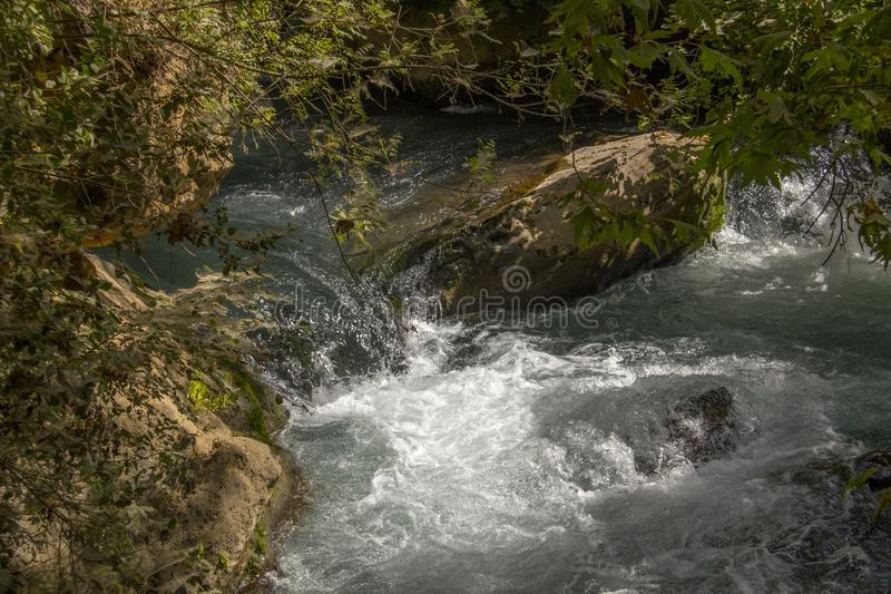 Download River Hermon ,Banias Nature Reserve In Israel Stock Image - Image: 38728331