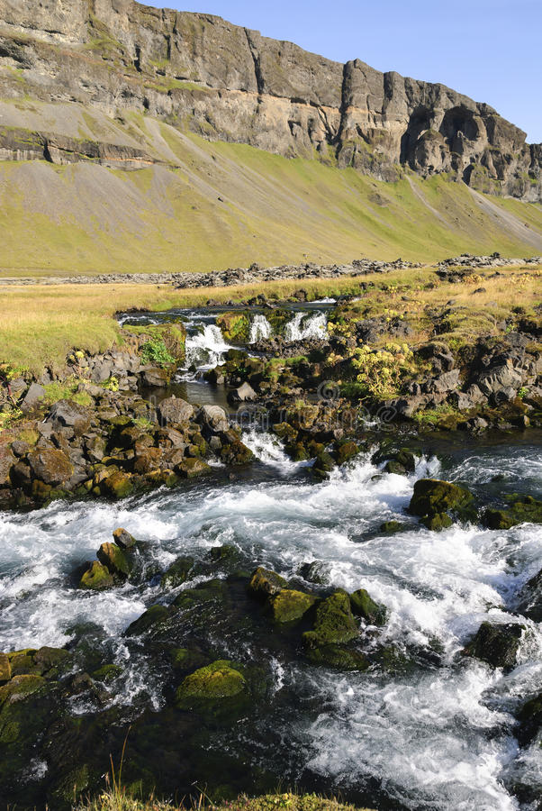 Download River in Iceland stock image. Image of iceland, light - 26359465