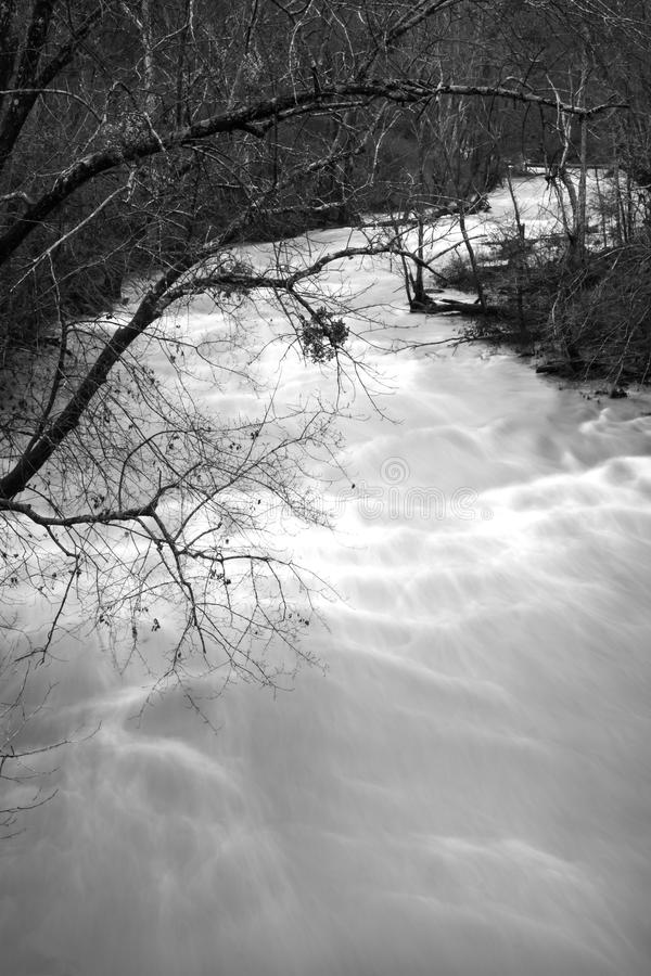 Free River In Motion Royalty Free Stock Photography - 35915887